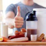 Протеин для набора мышечной массы — основные принципы