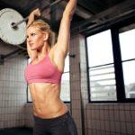 Набор мышечной массы у женщин – программа питания и тренировок