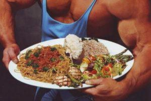 избыток калорий