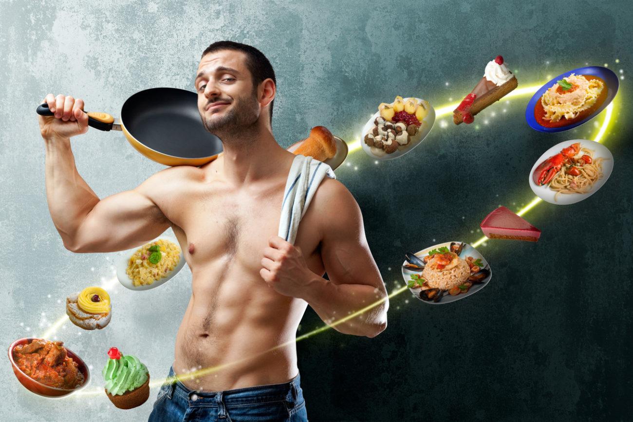 питание для сухой массы