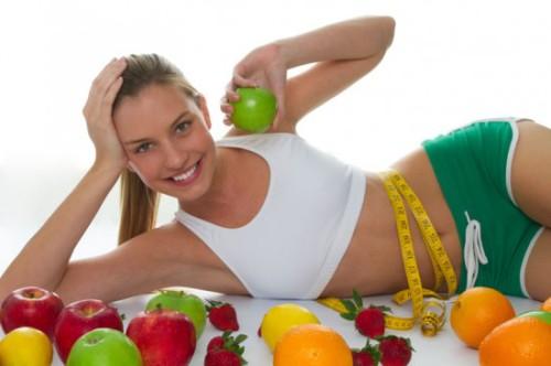 Рацион питания для набора мышечной массы для девушек