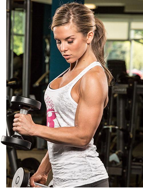 Программа тренировок для набора мышечной массы-рост мышц