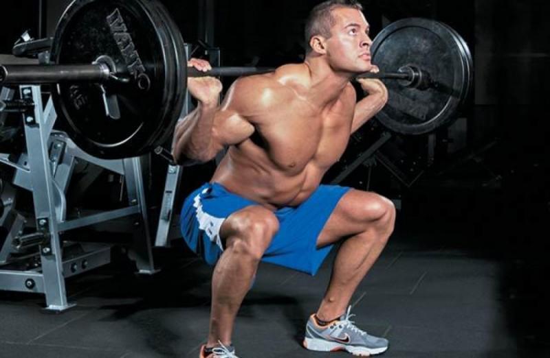 Программа тренировок для набора мышечной массы-сколько тренироваться