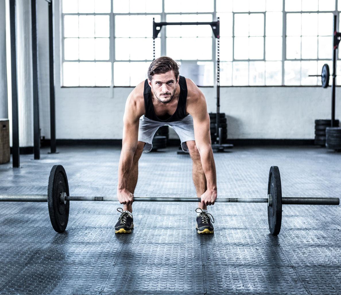 Программа тренировок для набора мышечной массы-трудности