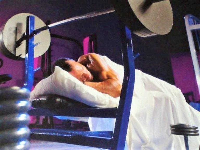 Молоко для набора мышечной массы перед сном