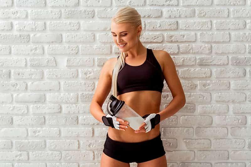 Спортивное питание для набора мышечной массы-запись