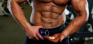 """Спортивное питание для набора мышечной массы-""""бустеры тестостерона"""""""