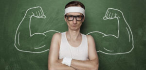 Спортивное питание для набора мышечной массы-фото
