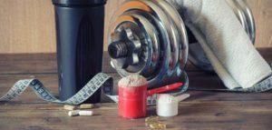 Как выбрать спортивное питание для набора мышечной массы