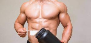 Главное о спортивном питании для набора мышечной массы