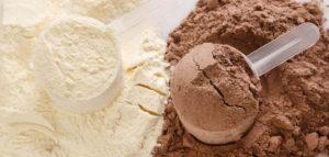 Спортивное питание для набора мышечной массы-протеин