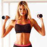 Упражнения для набора массы для девушек