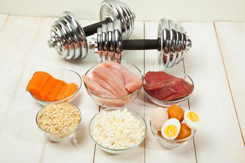 протеиновый ужин