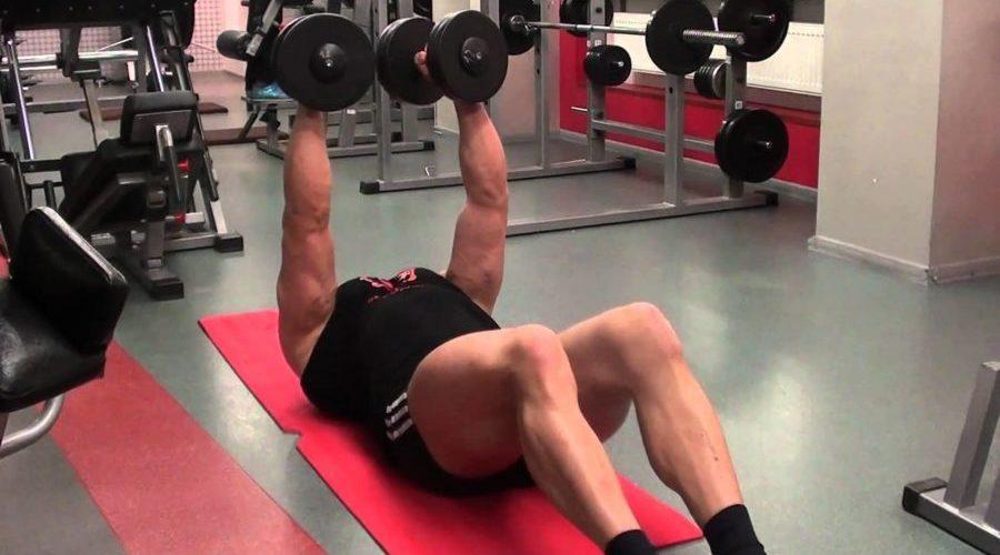 как накачать мышцы груди