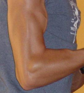 сколько набрать массы без стероидов-сухожилия