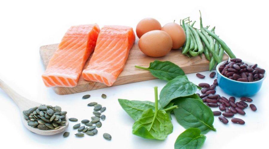 белок для набора мышечной массы