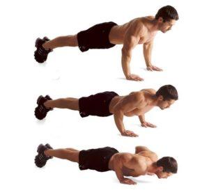 набор мышечной массы - техника