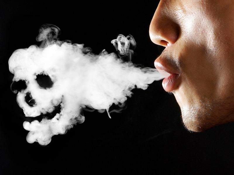 Бросить вредный для человека никотин