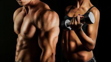 как растут мышцы - мышечная гипертрофия у атлетов
