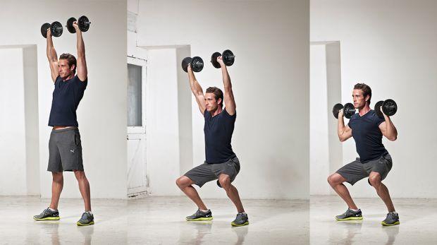 комплекс упражнений в домашних условиях стальная спина