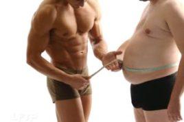 рацион против ожирения
