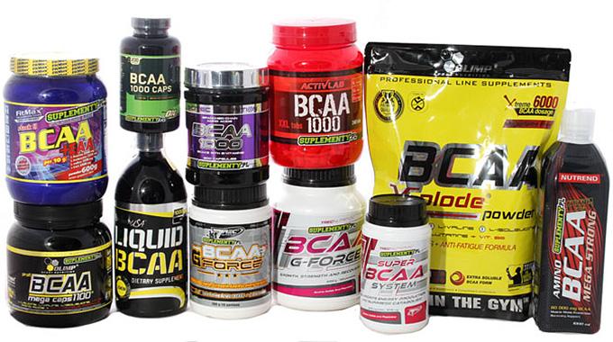 сывороточный белок или BCAA - что лучше