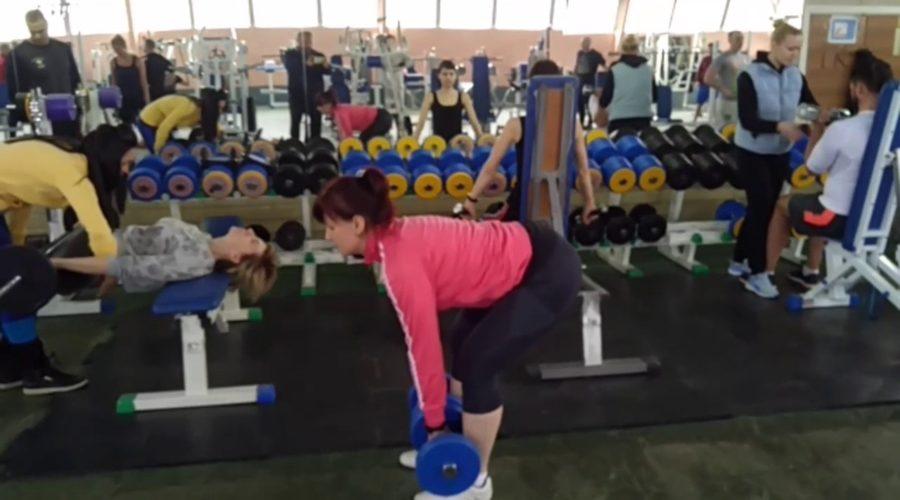 Румынская тяга с гантелями и другие варианты упражнения