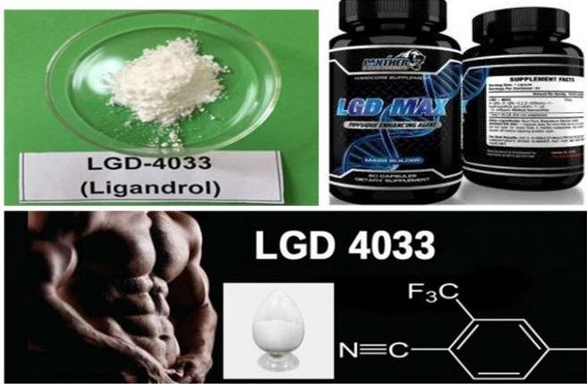 Селективные модуляторы рецепторов андрогенов - лигандрол