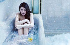 польза ледяной ванны
