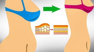Как правильно убрать жир - можно ли локально