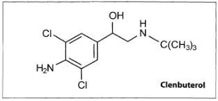 clenbuterol формула