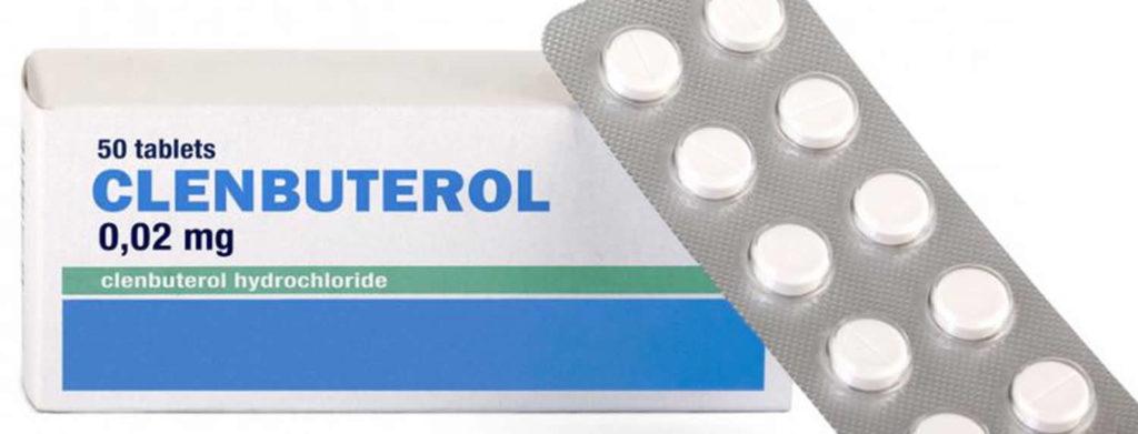 clenbuterol в таблетках