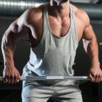 Тяга штанги к поясу в наклоне — тренировка мышц спины