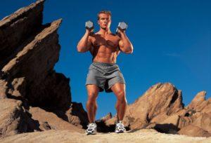анаэробные нагрузки - оптимальный вид нагрузки для сжигания веса
