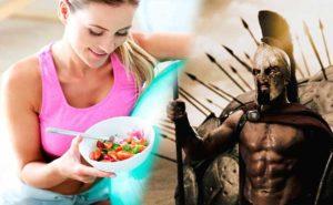 периодическая (интервальная) диета воина