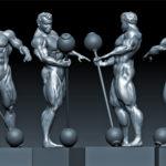 Евгений Сандов — основоположник бодибилдинга и его система