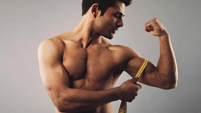 идеальное мужское тело - бицепс