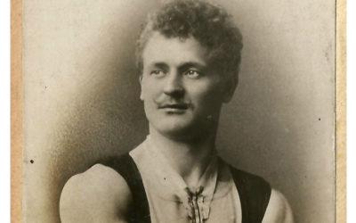 основатель силового спорта и бодибилдинга