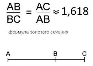 идеальная мужская фигура - формула золотого сечения