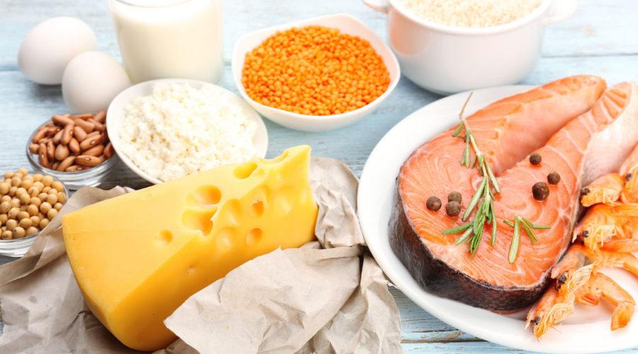 16 доступных и здоровых источников белка в рационе питания