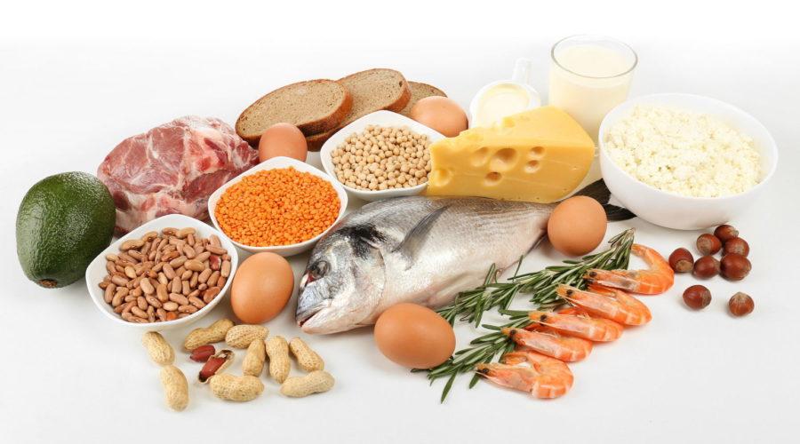 доступных и здоровых источников белка в рационе питания