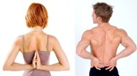 Упражнения при боли в пояснице - 7 простых растяжек