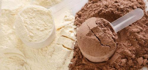 подтянуть дряблую после похудения - есть белок
