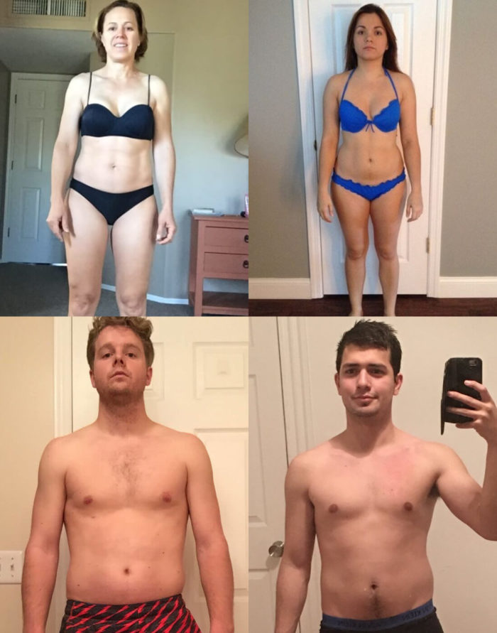 скини фат - подтянуть дряблую после похудения