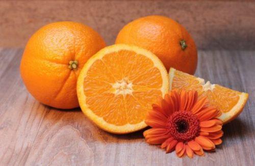 апельсин - польза для человека