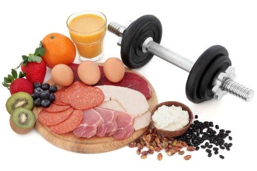 уровень оптимальной массы - сет поинт и питание