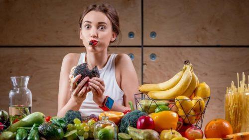 уровень оптимальной массы - сет поинт - переедание