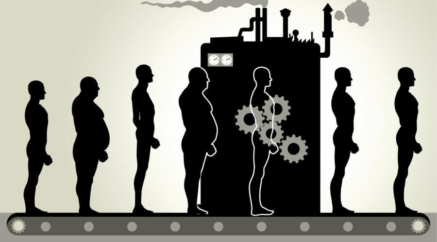 Как питаться и тренироваться в зависимости от типа телосложения