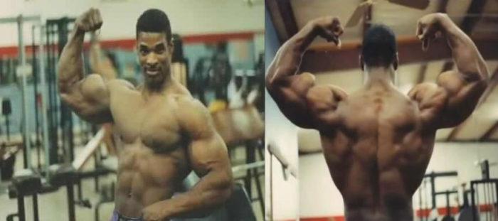 прием стероидов - тип телосложения