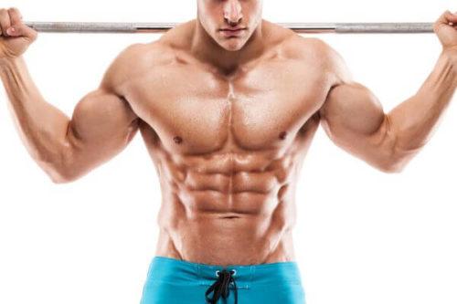 тип телосложения мезоморф - как тренироваться